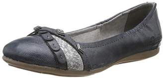 Dockers by Gerli 34je211-620220, Women's Ballet Flats,4 UK (37 EU)