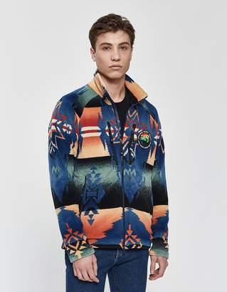 Polo Ralph Lauren Beacon Multi Polar Fleece Jacket