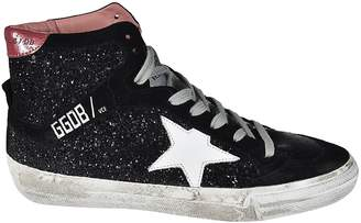 Golden Goose High-cut Sneakers