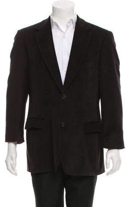 HUGO BOSS Boss by Woven Two-Button Blazer