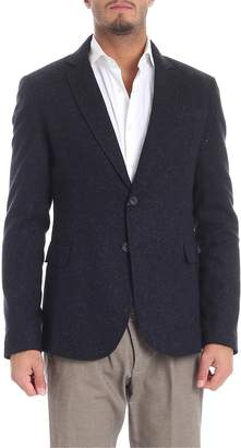 Trussardi Regular Fit Blazer