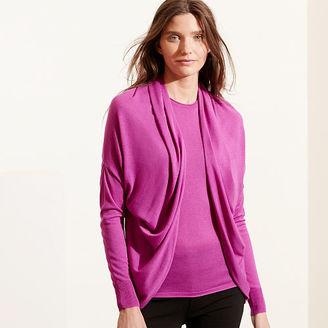 Ralph Lauren Silk-Blend Cardigan $135 thestylecure.com
