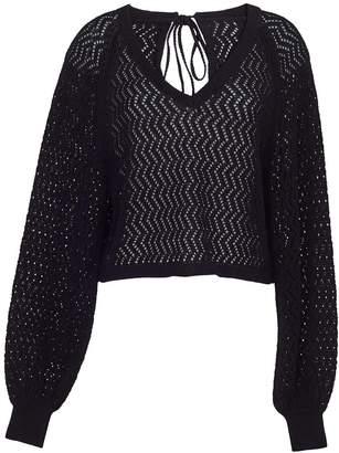 Eleven Paris Six Tara Sweater - Black