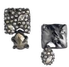 Alexis Bittar Earring Capsule Mismatched Stud Earrings