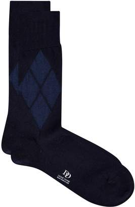 Dore Dore Diamond Wool Socks