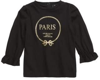Bardot Junior Paris Graphic Top