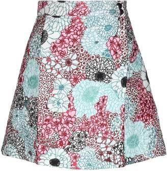 Giamba Knee length skirts - Item 35399390XI