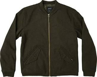 RVCA Men's Collective Bomber Jacket
