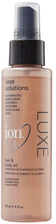 Ion Luxe Hair & Body Oil