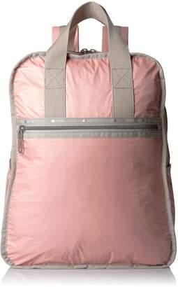 Le Sport Sac CR Urban Backpack, Brown Calf