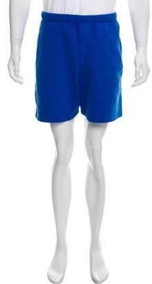 Balenciaga Knit Jogger Shorts