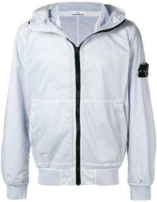Stone Island Lamy hooded jacket