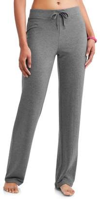Avia Women's Core Active Flare Yoga Pant with Adjustable Waistband