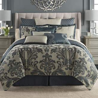 Waterford Reversible Comforter Set, Queen