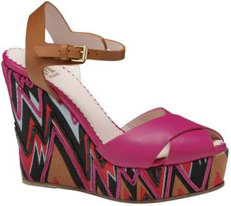 Missoni Leather sandals