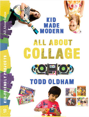 Kid Made Modern All About Collage Book