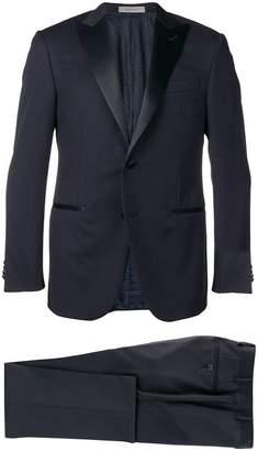 Corneliani peaked lapel suit