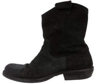 Fiorentini+Baker Cruna Suede Ankle boots
