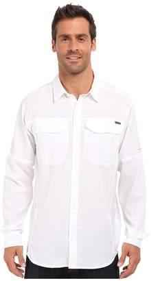 Columbia Silver Ridge Litetm Long Sleeve Shirt Men's Long Sleeve Button Up