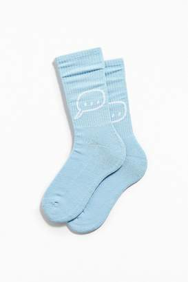 Urban Outfitters Conversation Sport Sock