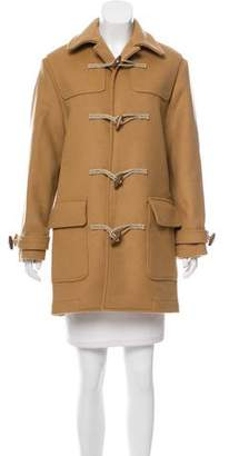 Tomas Maier Wool-Blend Coat