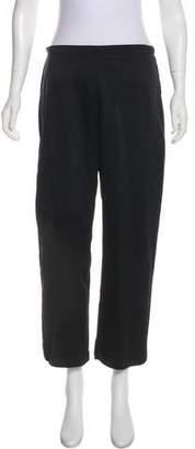 Natori Sateen Straight-Leg Pants