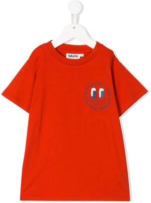 Molo face logo T-shirt