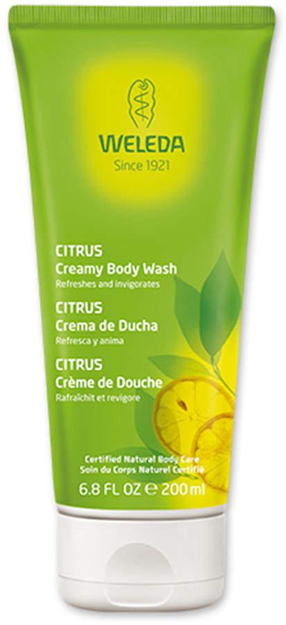 Citrus Creamy Body Wash by Weleda (7.2oz Shower Gel)