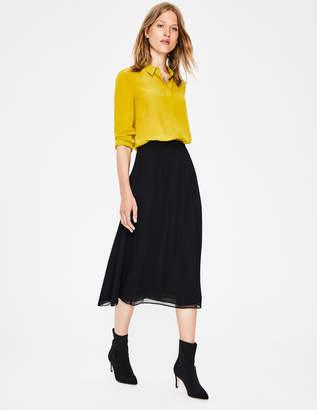 Boden Serena Midi Skirt