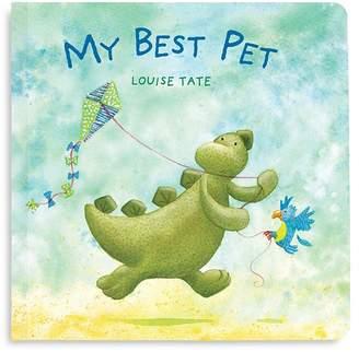 Jellycat My Best Pet Book - Ages 0+