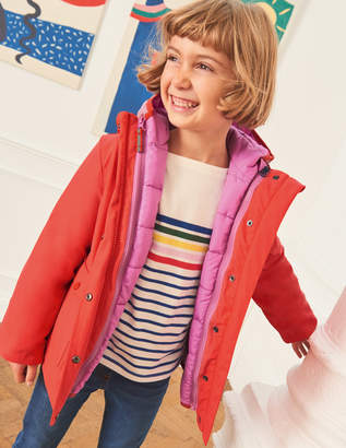 Boden Waterproof 3-in-1 Raincoat