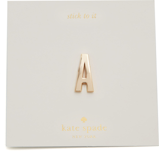 Kate Spade New York Ashe Place Sticker $10 thestylecure.com