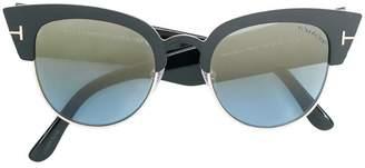 Tom Ford cat-eyed frame sunglasses
