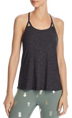 Beyond Yoga Split Strappy Racerback Tank