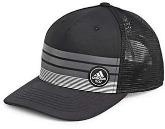 adidas Stripe Logo Baseball Cap