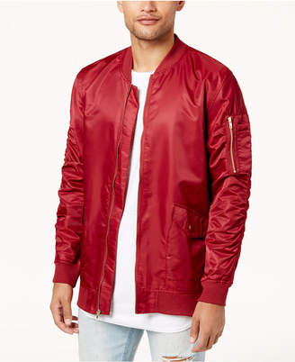 Jaywalker Men Nylon Baseball Jacket