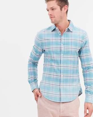 Regular Fit Twill Shirt