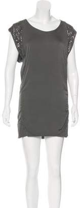 IRO Silk Mini Dress