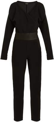 Rachel Comey Hope V-neck crepe jumpsuit