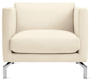 Design Within Reach Comolino Armchair, Offwhite Fabric