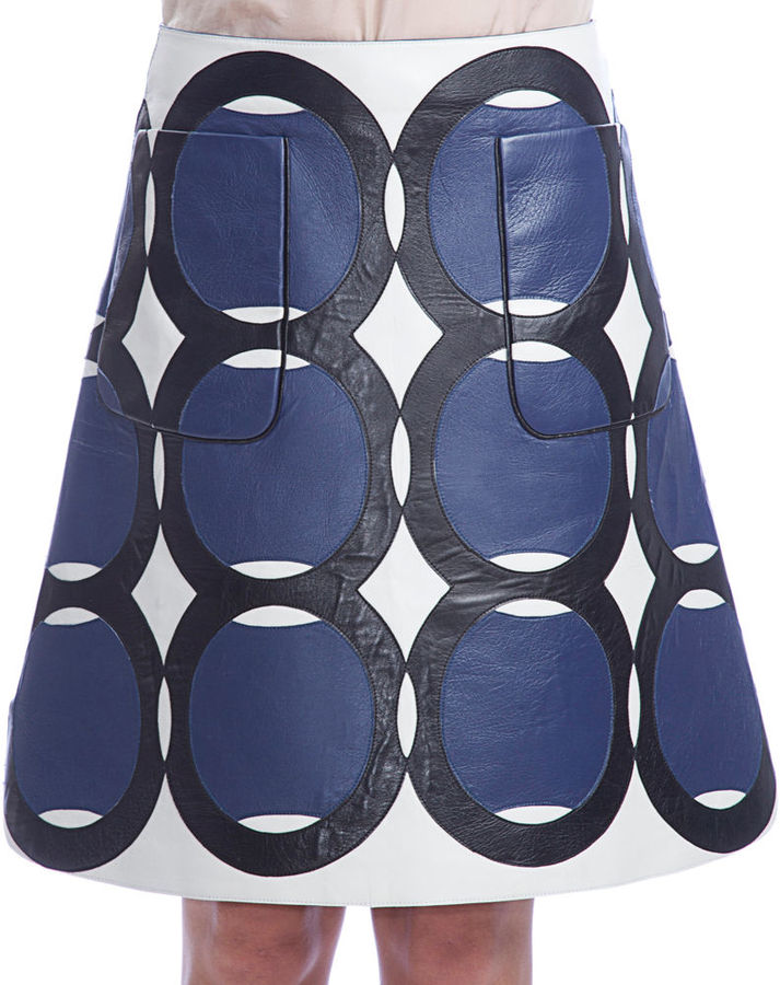 Marni Circles Skirt