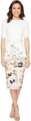 Ted Baker - Layli Gem Garden Bodycon Dress Women's Dress $315 thestylecure.com