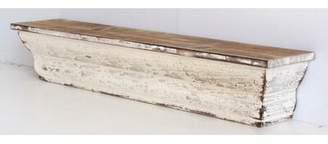 Ophelia & Co. Downey Distressed Ledge Floating Shelf & Co.