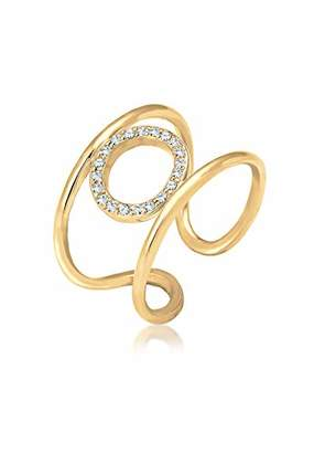 Elli Women's 925 Sterling Silver Themed Ring O 0612632017_54