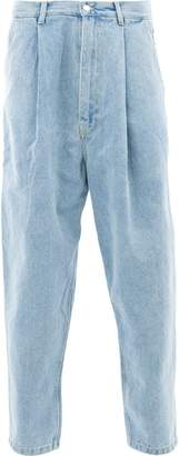 Hed Mayner high rise loose fit jeans