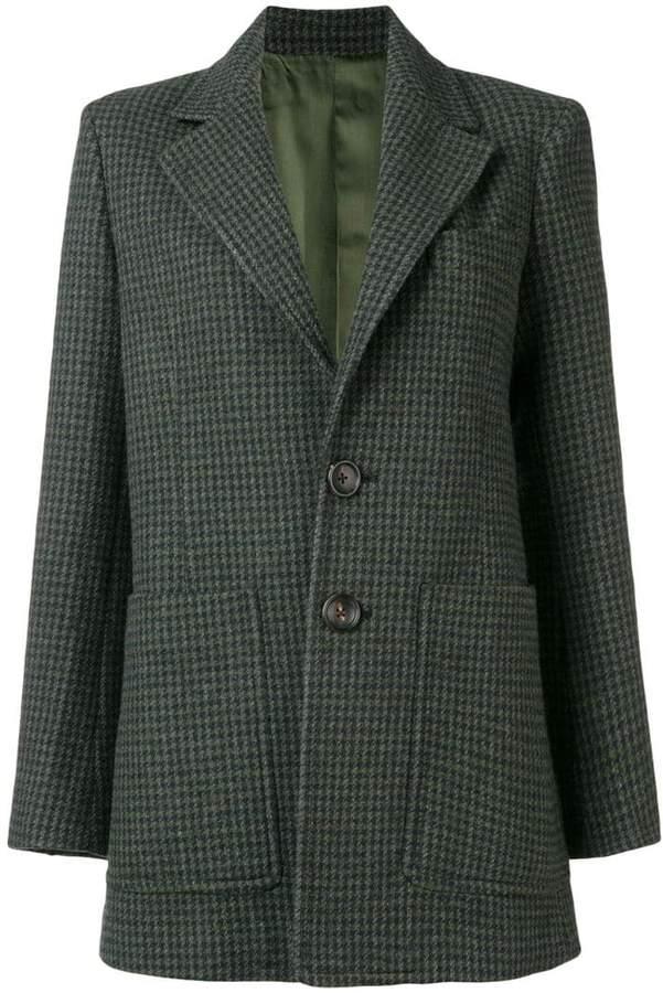 blazer-like coat