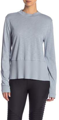 Nanette Lepore Mock Neck Shirt