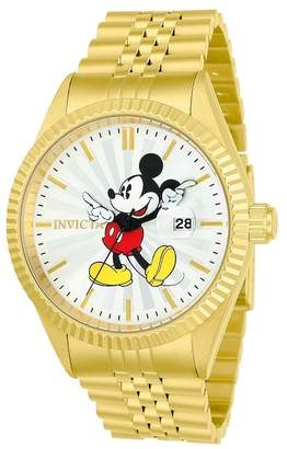 Invicta Men's Disney Limited Edition Bracelet Watch, 43mm