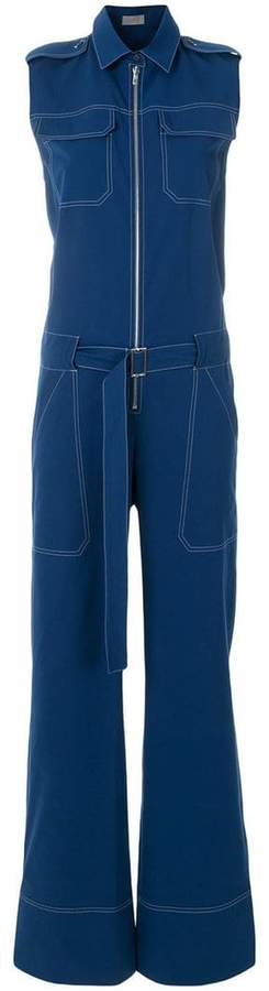 MRZ Jeans-Playsuit ohne Ärmel