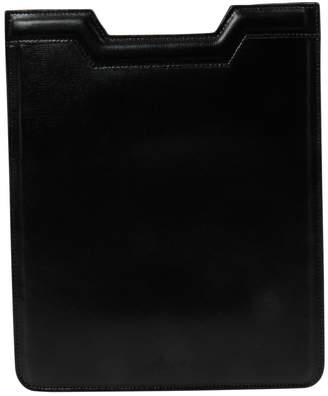 Brioni Black Leather Small Bag, wallets & cases